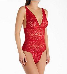 Oh La La Cheri Lunette Galloon Lace Soft Teddy 5210847