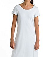 P-Jamas Butterknits Cap Sleeve Nightgown 325660