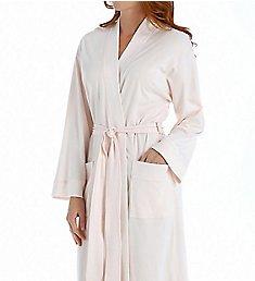 P-Jamas Butterknits Long Wrap Robe 355660