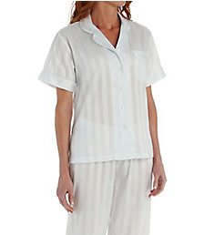 P-Jamas Tina's Short Sleeve Pajama Set AH1106