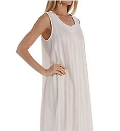 P-Jamas Tina's Sleeveless Long Gown AH1606