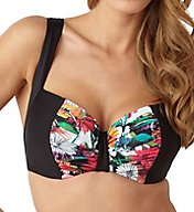Panache Annalise Moulded Balconnet Bikini Swim Top SW0842