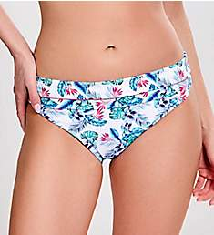 Panache Elle Fold Waist Swim Bottom SW0878