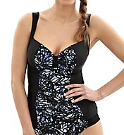 Panache Annalise Molded Balconnet Tankini Swim Top SW0931