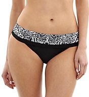 Panache Santorini Folded Swim Bottom SW0947