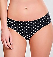 Panache Anya Spot Gathered Swim Bottom SW1019