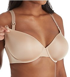 Paramour by Felina Ethel Contour with Side Coverage Nursing Bra 905003