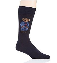 Polo Ralph Lauren Denim Polo Bear Fashion Sock 88976