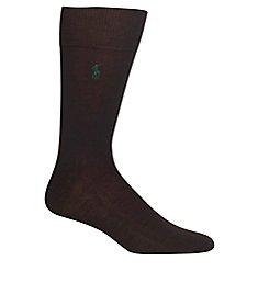 Polo Ralph Lauren Merino Flat Knit Crew Sock 90040