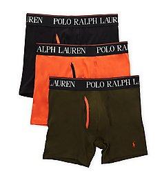 Polo Ralph Lauren 4D-Flex Cool Microfiber Boxer Briefs - 3 Pack LBBBP3