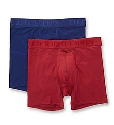 Polo Ralph Lauren Cotton Modal Stretch Boxer Briefs - 2 Pack LKBBP2