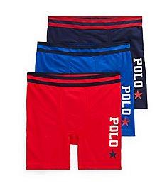 Polo Ralph Lauren Freedom FX SeamX Boxer Briefs - 3 Pack LLBBP3