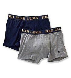 Polo Ralph Lauren Cotton Comfort Blend Boxer Briefs - 2 Pack LPBBP2