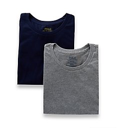 Polo Ralph Lauren Cotton Comfort Blend Crew Neck T-Shirts - 2 Pack LPCNP2