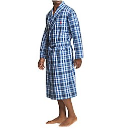 Polo Ralph Lauren Birdseye 100% Cotton Woven Robe R171RL
