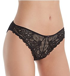 Pour Moi Contradiction Suspense Open Back Brief Panty 11803