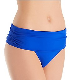 Pour Moi Santa Monica Fold Over Brief Swim Bottom 15203