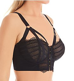 Pour Moi Contradiction Intense Front Fastening Longline Bra 18202