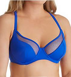 Pour Moi Glamazon Underwire Convertible Bikini Swim Top 30006