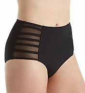 Pour Moi LBB Control High Waist Brief Swim Bottom 36014