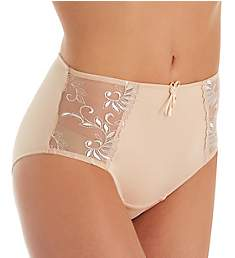 Pour Moi Imogen Rose Embroidered Brief Panty 3804B