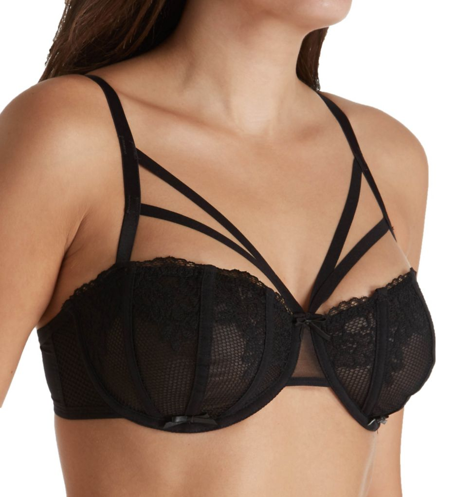 Pour Moi Contradiction Strapped Underwire Bra 50000