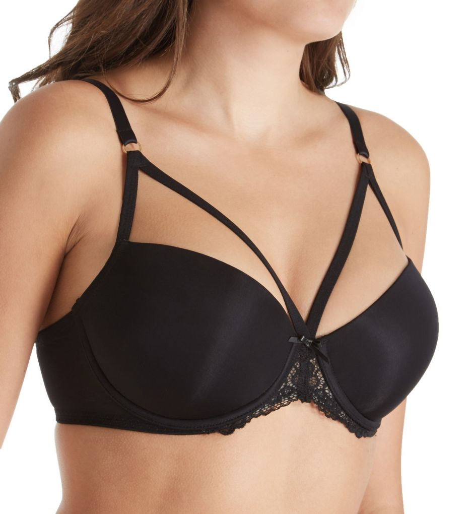 Pour Moi Contradiction Strapped Underwire T-Shirt Bra 50010