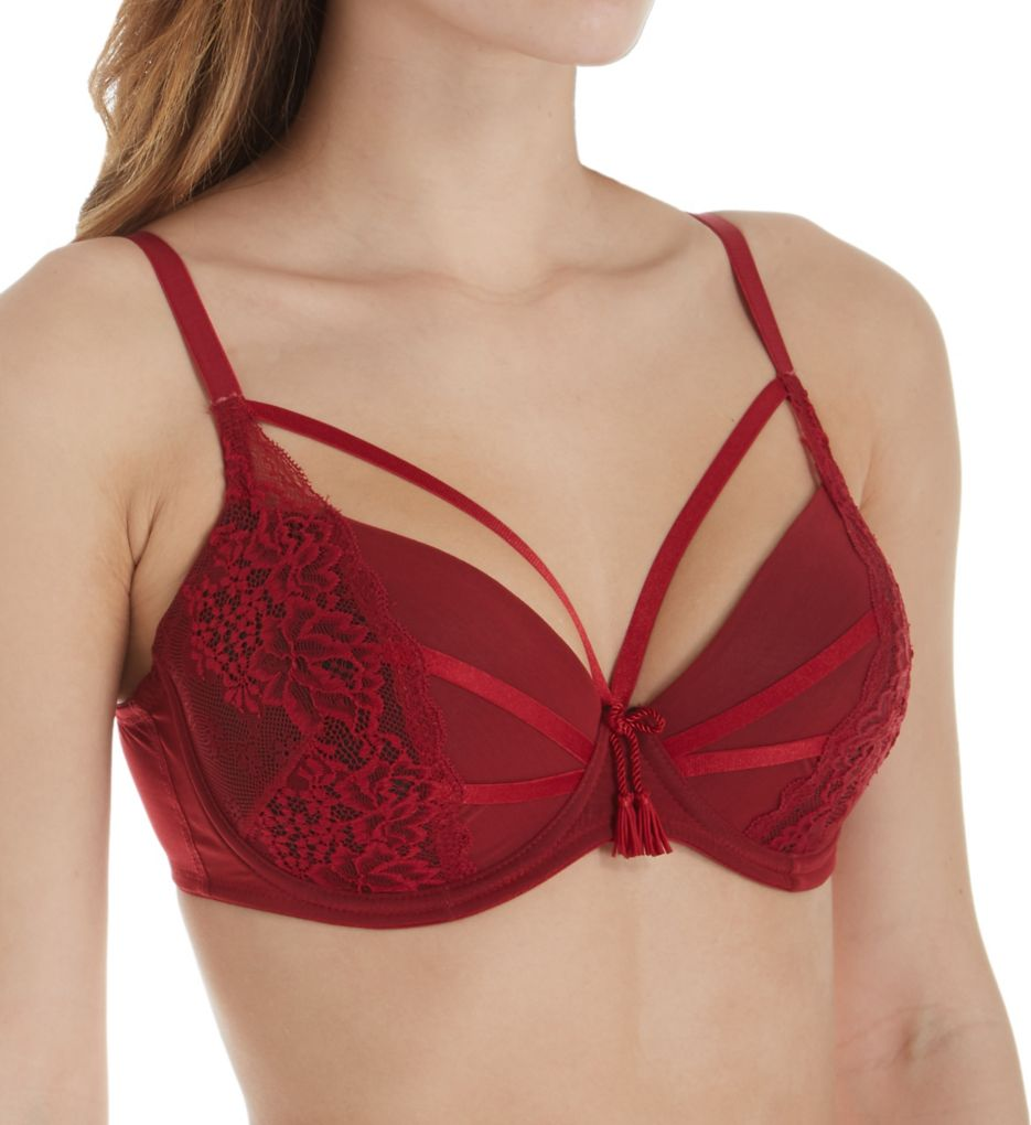 Pour Moi Hush Padded Underwire Bra 54000
