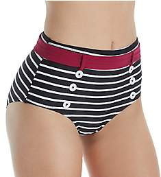Pour Moi Starboard Control Brief Swim Bottom 68014