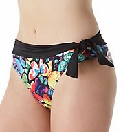 Pour Moi Copacabana Fold Tie Brief Swim Bottom 69003