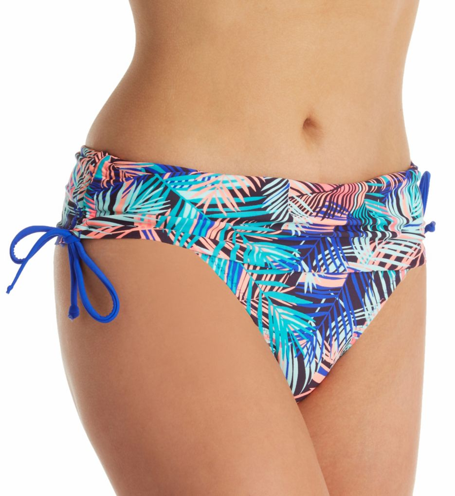 Pour Moi Aruba Fold Over Brief Swim Bottom 71003