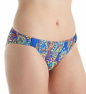 Pour Moi Amalfi Mid Rise Brief Swim Bottom 75003