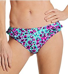 Pour Moi Getaway Frill Brief Swim Bottom 80007