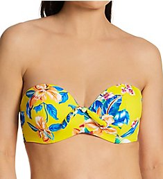 Pour Moi Heatwave Strapless Lightly Padded Swim Top 86000