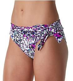 Pour Moi Mykonos Tie Belt Brief Swim Bottom 92003