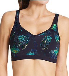 Pour Moi Energy Rush Lightly Padded Underwire Sports Bra 97007