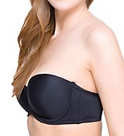 QT Seamless Molded Cup 5 Way Convertible Bra 1103