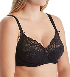 QT Lace with Micro Side Support Bra 5556