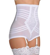 Rago High Waist Brief Girdle w/ Zipper 6101