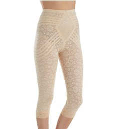 Rago Lacette Extra Firm Shaping Capri Pant Liner 6270