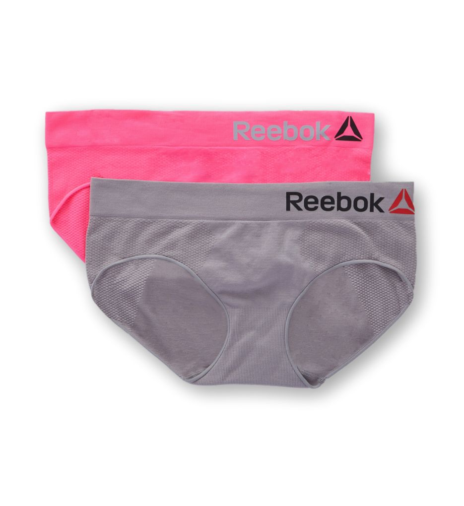 Reebok Delta Seamless Hipster Panty 2-Pack 171UH02