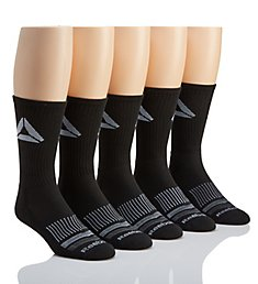 Reebok Athletic Crew Socks - 5 Pack 173CR02