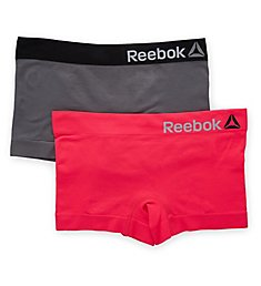 Reebok Seamless Boyshort Panty - 2 Pack 173UH07