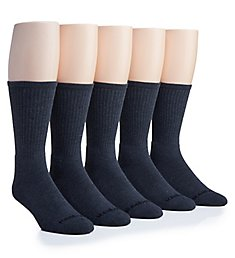 Reebok Multi-Sport Crew Socks - 5 Pack 183CR01