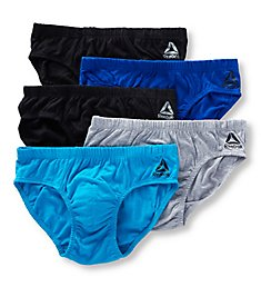 Reebok Low Rise Briefs - 5 Pack 183PB14