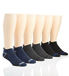 Reebok Low Cut Athletic Socks - 6 Pack 191LC11