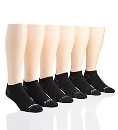 Reebok Low Cut Grid Athletic Socks - 6 Pack 191LC12