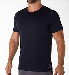 Reebok Performance Short Sleeve Crew Neck T-Shirt 191LT11