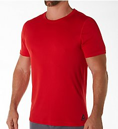 Reebok Performance Short Sleeve Crew Neck T-Shirt 191LT11