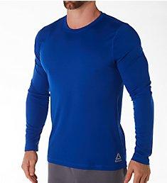 Reebok Long Sleeve Crew Neck T-Shirt 193LT06